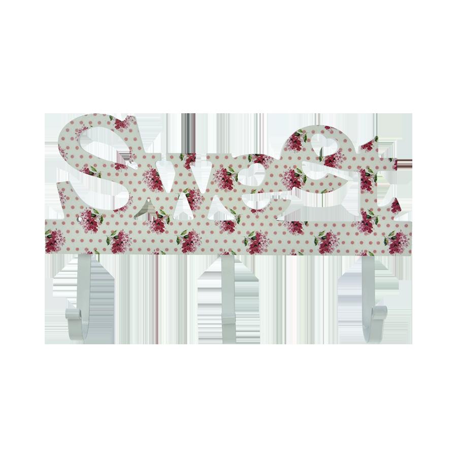 Wieszak SWEET 17,5cm - 1
