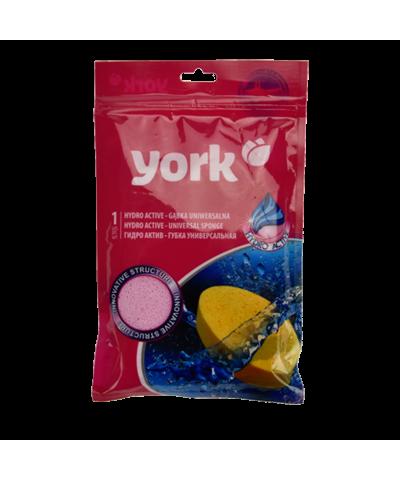 Gąbka do mycia naczyń YORK 14,5x11cm - 1