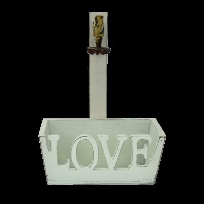 Pojemnik LOVE 22x11,5cm