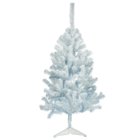 Choinka sztuczna JODŁA biała 150cm  - 1