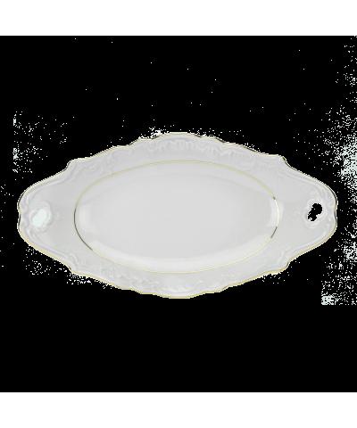 Serwis obiadowy Ćmielów ROCOCO 3604 Złoty Pasek 44el. Ćmielów - 6