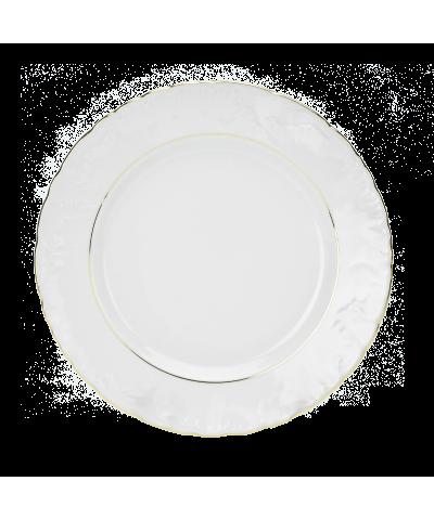 Serwis obiadowy Ćmielów ROCOCO 3604 Złoty Pasek 44el. Ćmielów - 8