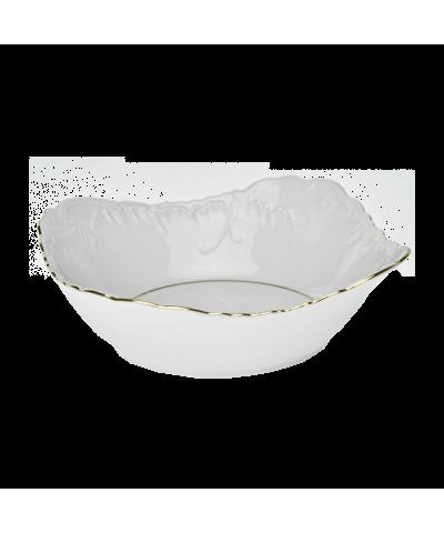 Serwis obiadowy Ćmielów ROCOCO 3604 Złoty Pasek 44el. Ćmielów - 7