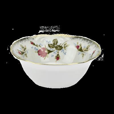 Serwis obiadowy 12/45 IRENA z motywem kwiatowym