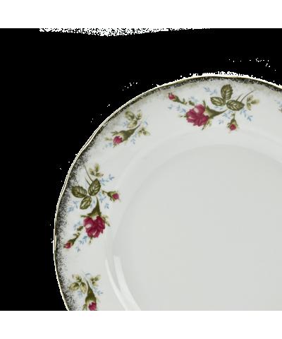 Serwis obiadowy 12/45 IRENA z motywem kwiatowym - 12