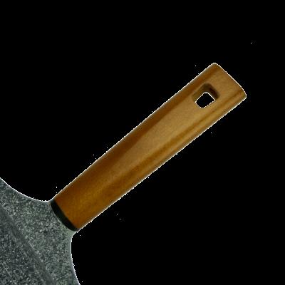 Patelnia grillowa granitowa LAVA STONE 24cm