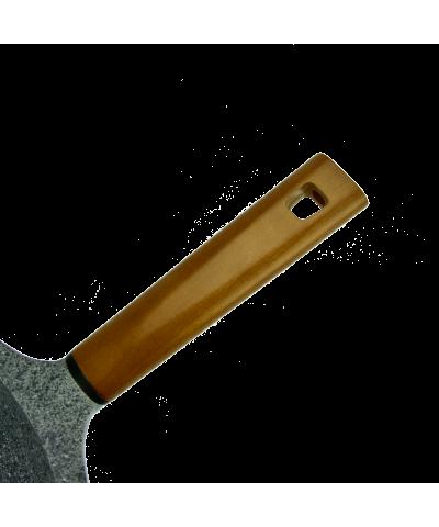 Patelnia WOK LAVA STONE Ø28cm  - 6