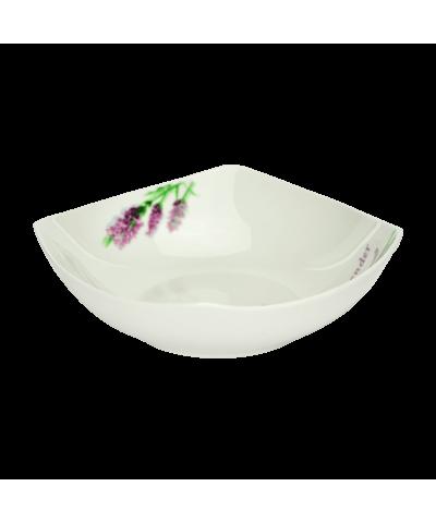 Komplet obiadowy LAWENDA 18-elementowy  - 4