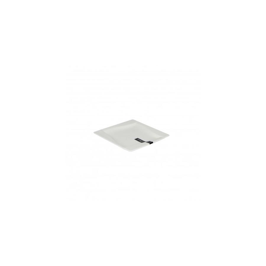 Talerz deserowy kwadrat VIVA 18cm