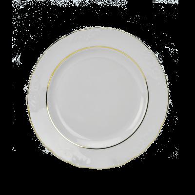 Serwis obiadowy 12/49 IRENA ZŁOTY PASEK