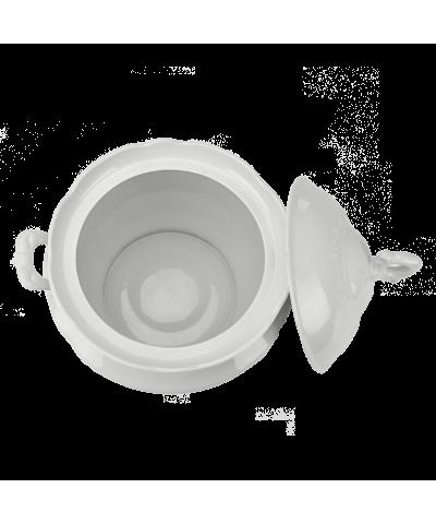 Serwis obiadowy IRENA BIAŁY 12/49 PRYMUS AGD - 4