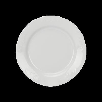 Serwis obiadowy IRENA BIAŁY 12/49