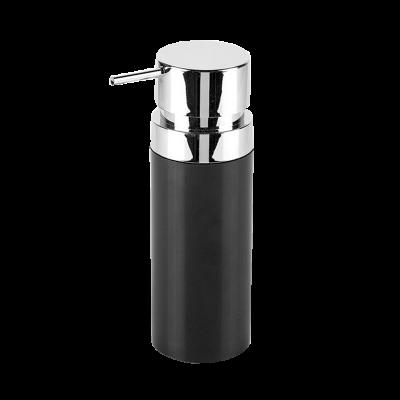 Dozownik do mydła LENOX czarny 300ml