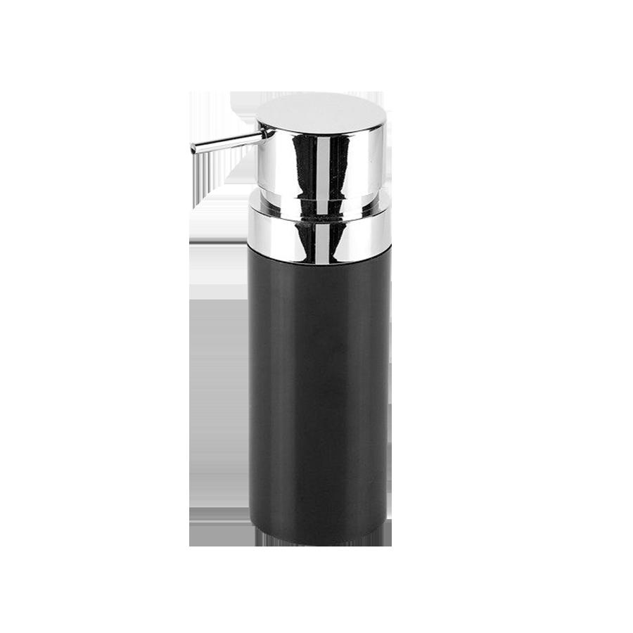 Dozownik do mydła LENOX czarny 300ml Stalman - 1