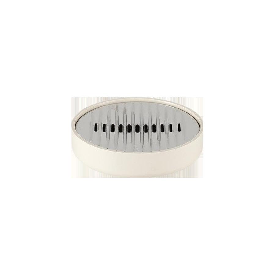 Podstawka pod mydło beżowa LENOX 13cm Stalman - 1