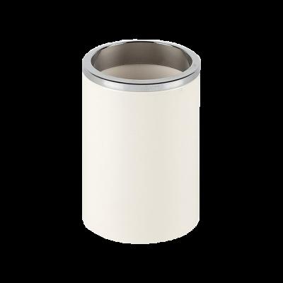 Pojemnik na szczoteczki do zębów beżowy 10,5cm