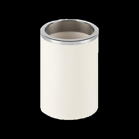 Pojemnik na szczoteczki do zębów beżowy 10,5cm Stalman - 1