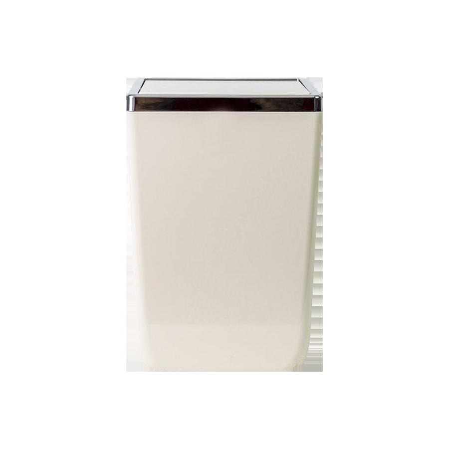Kosz łazienkowy kremowy TOSKANIA 6l Stalman - 1