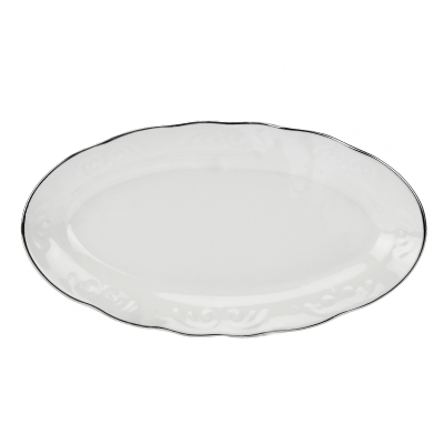Rawierka IRENA platynowy pasek 25cm - 1