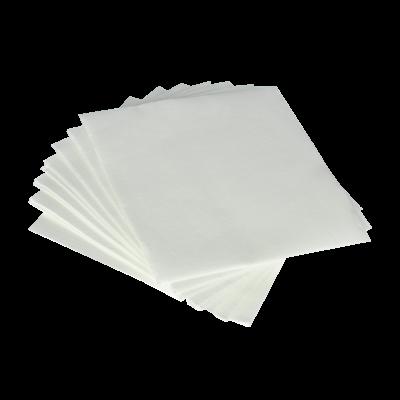 Komplet 50 serwetek białych - 1