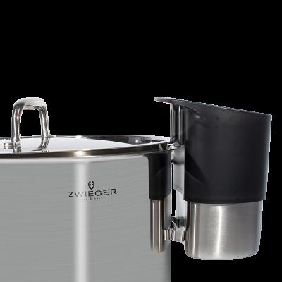 Pojemnik stalowy na chochle/łyżki BABETTE BLACK ZWIEGER - 3