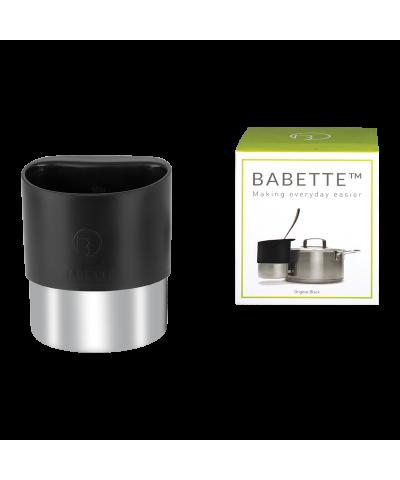 Pojemnik stalowy na chochle/łyżki BABETTE BLACK ZWIEGER - 1