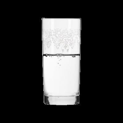 Komplet 6 szklanek do napojów KRISTA DECO KROSNO 350ml Krosno - 2