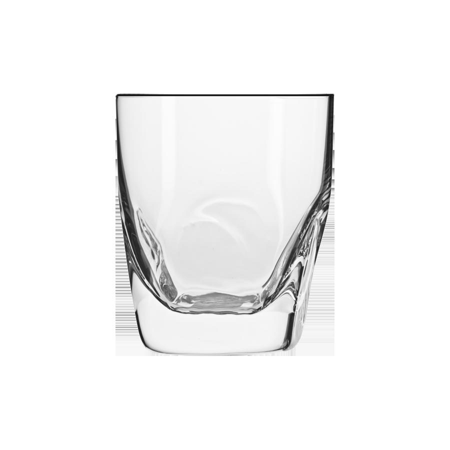 Komplet 6 szklanek do whisky QUADRA KROSNO 260ml Krosno - 1