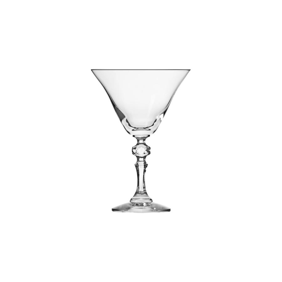 Komplet 6 kieliszków do martini KRISTA KROSNO 170ml