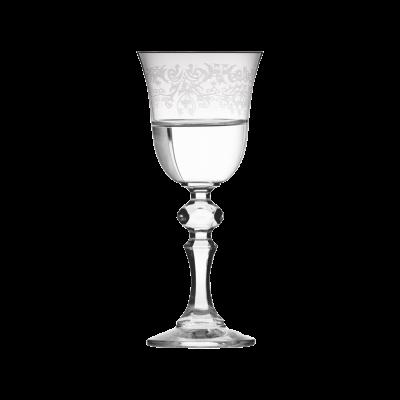 Komplet 6 kieliszków do wódki KRISTA DECO KROSNO 50ml Krosno - 1