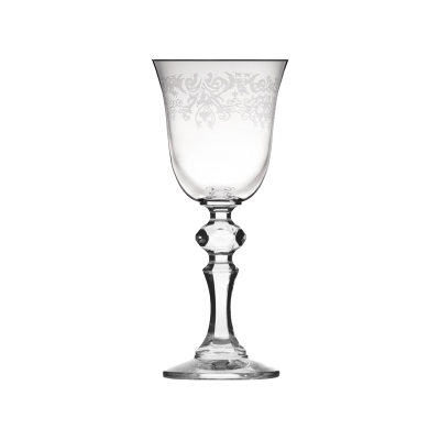 Komplet 6 kieliszków do wódki KRISTA DECO KROSNO 50ml