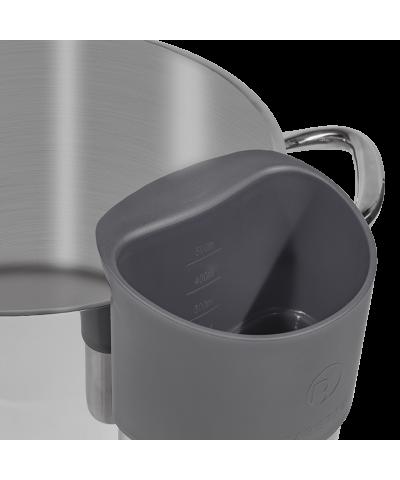 Pojemnik stalowy na chochle/łyżki BABETTE DARK GREY ZWIEGER - 4