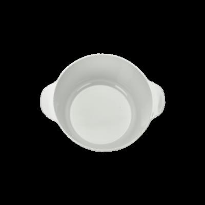 Naczynie ceramiczne żaroodporne + pokrywka 5l - 3