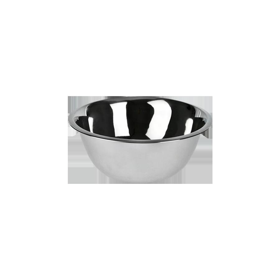 Miska głęboka ze stali nierdzewnej 16cm - 1