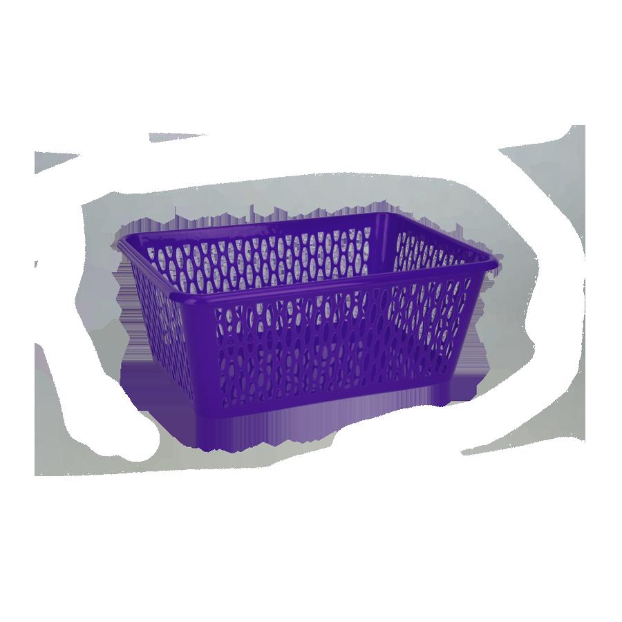 Koszyk plastikowy KAJA 37x26x15cm - 3