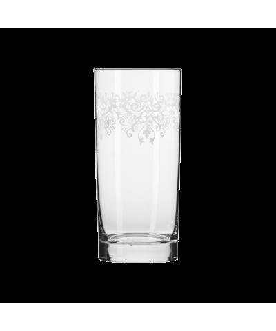 Komplet 6 szklanek PRESTIGE KRISTA DECO KROSNO 350ml Krosno - 1