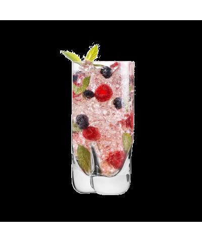 Komplet 6 szklanek LONG DRINK KROSNO 300ml Krosno - 2