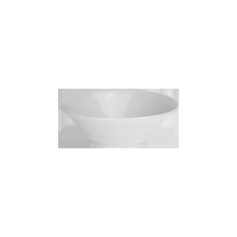 Salaterka IRENA biała 17cm - 1