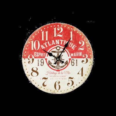 Zegar ścienny ATLANTIQUE 34cm - 1
