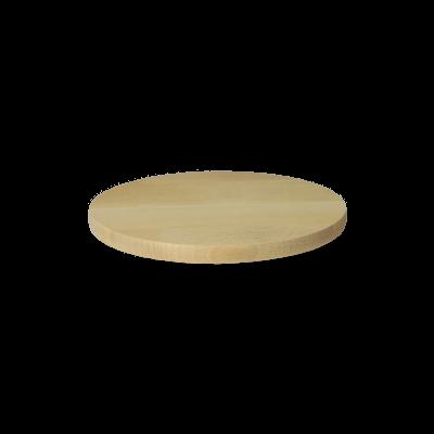Deska obrotowa z drewna 25cm