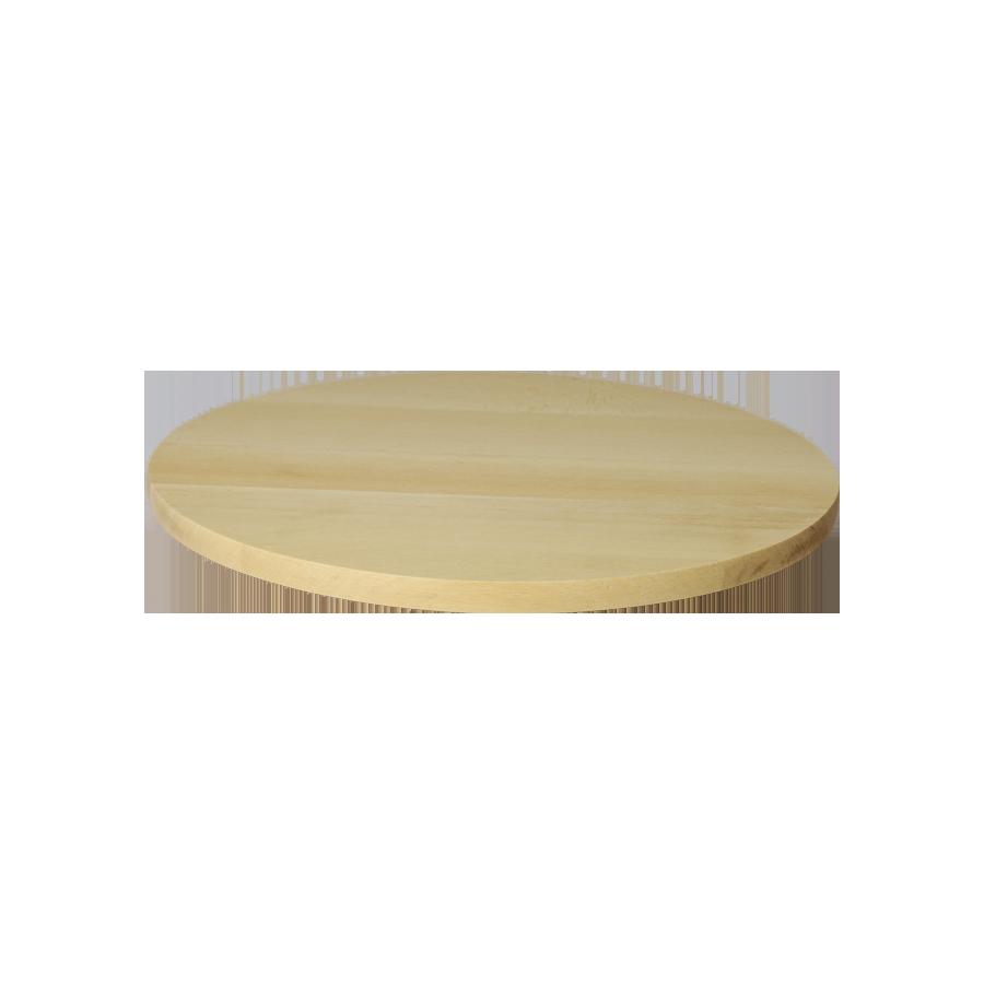 Deska obrotowa z drewna 30cm - 1