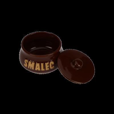 Garnek ceramiczny na smalec 300ml - 1