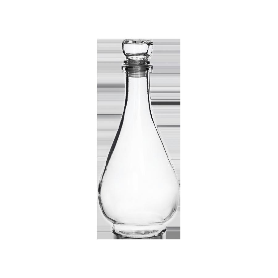 Karafka szklana TRAGAR 1l - 1