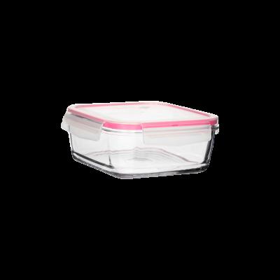 Pojemnik szklany z pokrywą LAV Fresco 375 ml