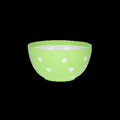 Plastikowa salaterka MARUSYA ZIELEŃ 2l - 1