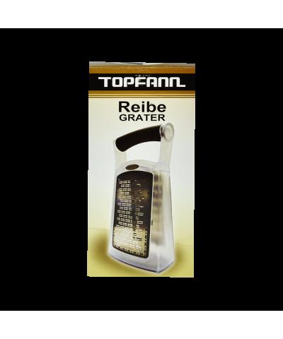 Tarka z pojemnikiem TOPFANN 24cm TOPFANN - 2