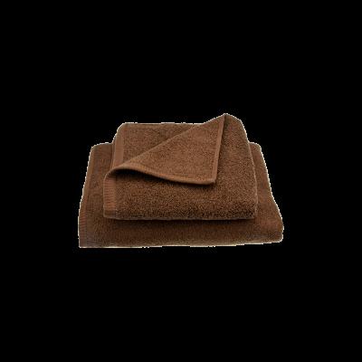 Ręcznik ciemny brąz RIMINI 50X100 - 1
