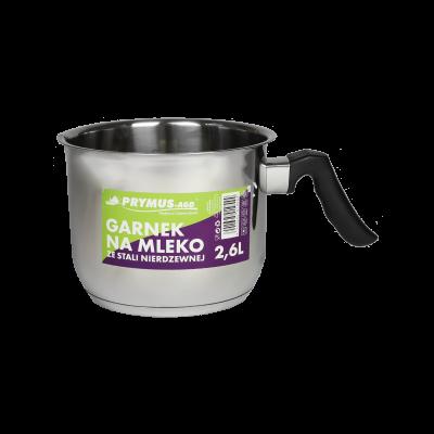 Garnek na mleko PRYMUS-AGD 2,6l