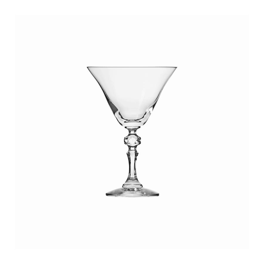 Komplet 6 kieliszków do martini PRESTIGE KRISTA KROSNO 170ml