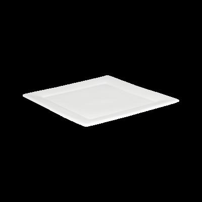 Talerz płaski KWADRAT 25cm - 2